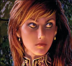 Aeva Fyrsro, Priestess of Fiers