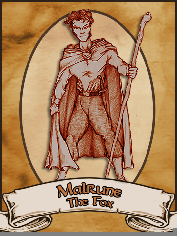 "Malrune ""The Fox"""