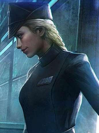 Major Katryn Organa