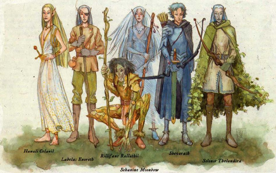 Faction: Seldarine