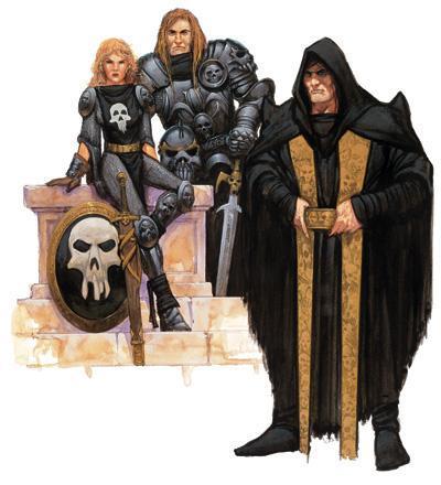 Faction: Ordre des chevaliers du crâne