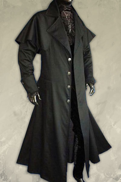 The Wanderer's Coat