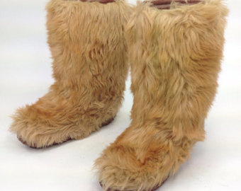 Boots of the Primate