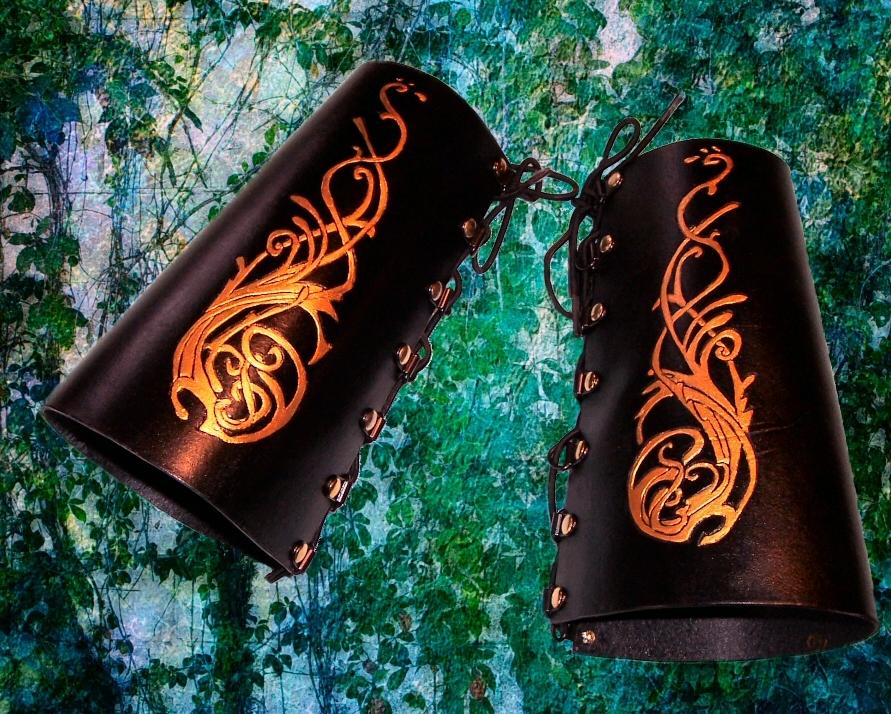 Firegeist Bracers
