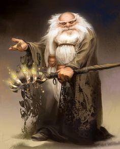 (RIP, 5e Character) Borgrim Deepfire