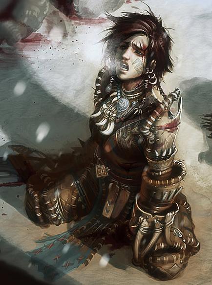 Skull Queen Skarna