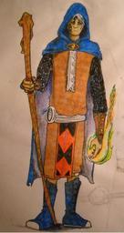 Jevod Mournbearer