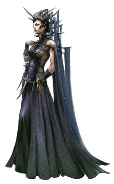 Kuroshi (Necromancer Level 1)