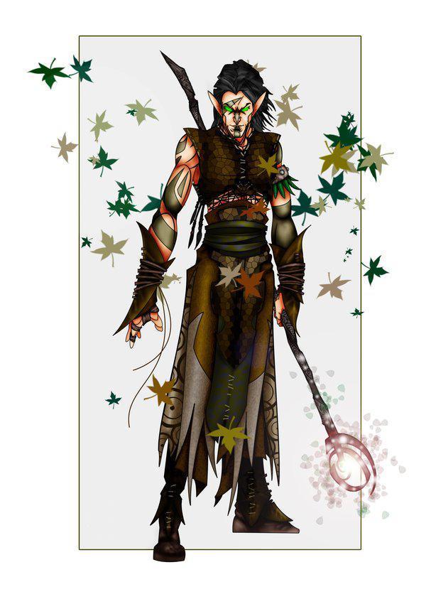 Test Elf Druid