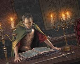 Baron Ral of Ord