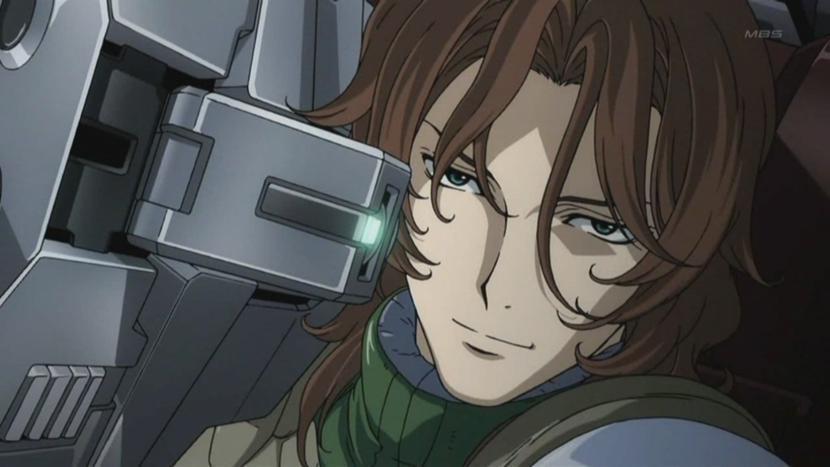 "Takuto ""Death Robot Pilot"" Starwind"