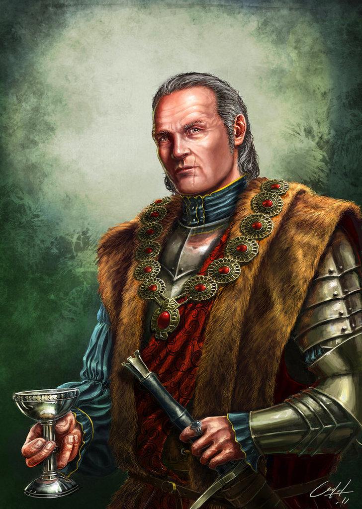 Lord William Hague (deceased)