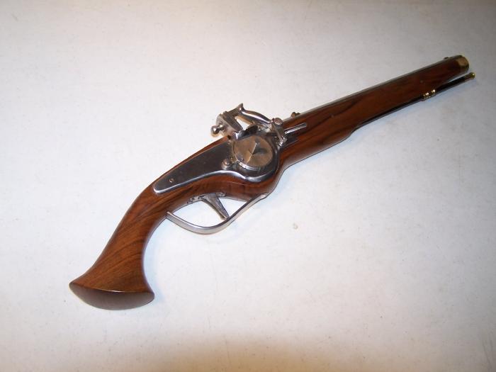 Nuhr Rune Musket Pistol