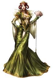 Lady Erliza Daressin, Viceroy of Westphal