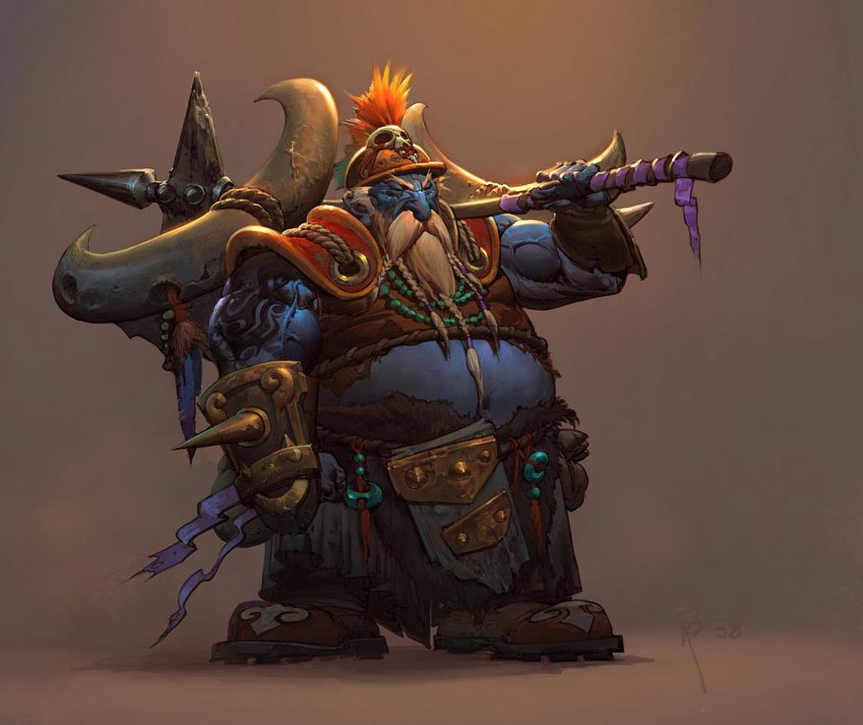 Yurdin of Clan Bolzak