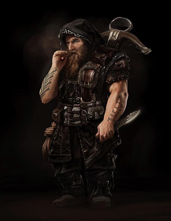Orsik  of Clan Delrid