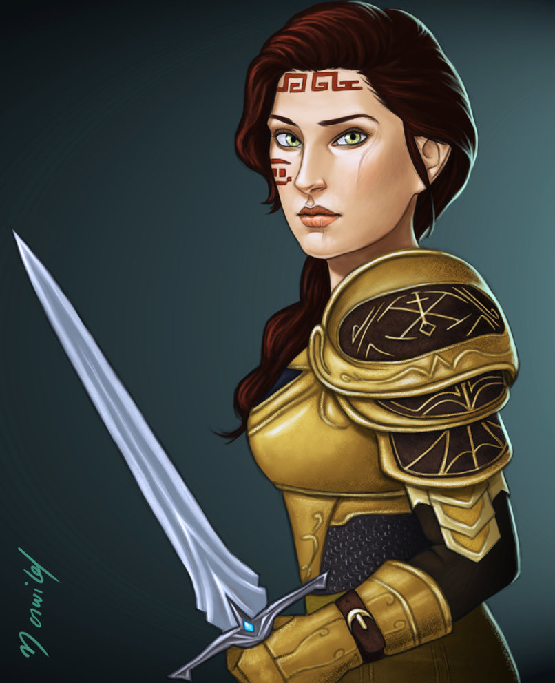 Hildred of house Yelvon