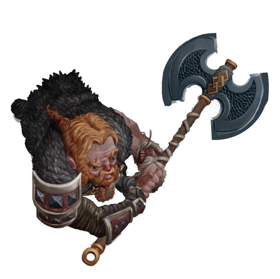 Barbarian (Level 3)