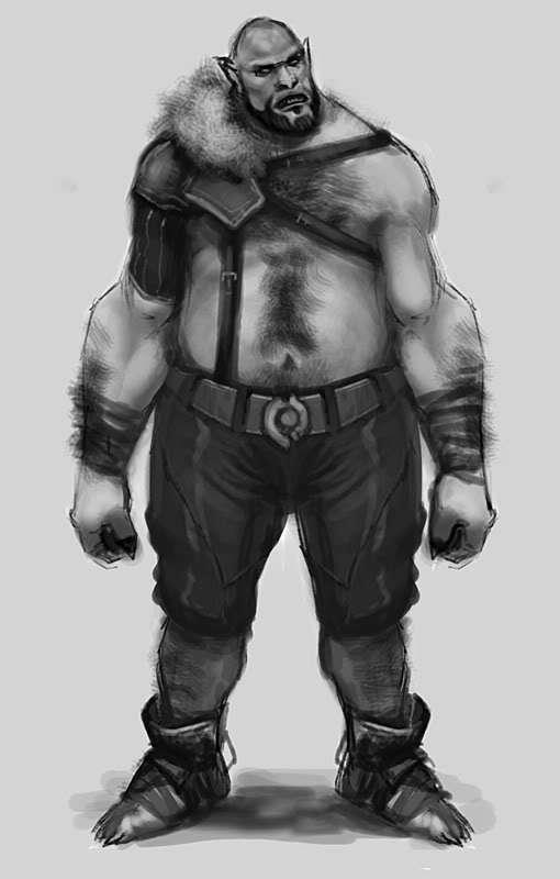 Wrexx of the Ironwood