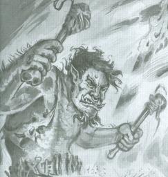 Hiatha the Half-Ogre