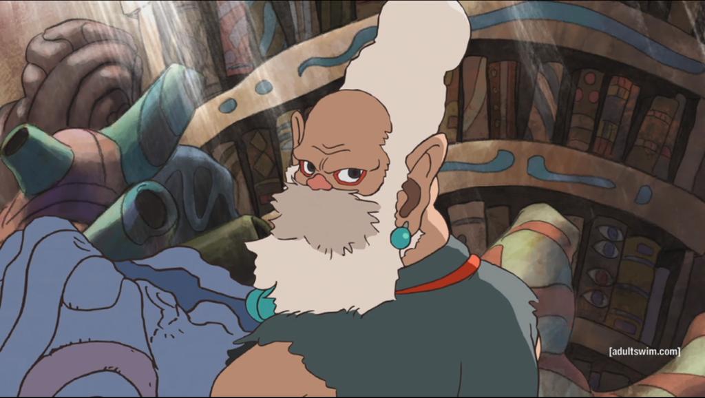 Koenraad's Character