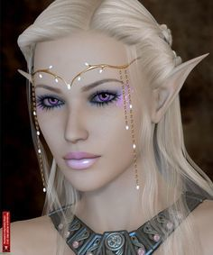 Lady Sinare Torrent, High Priestess of Diakris