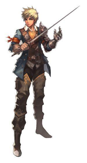Alphonse D'arc Rolengard III