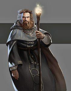 Johan Mistrz Cieni NPC
