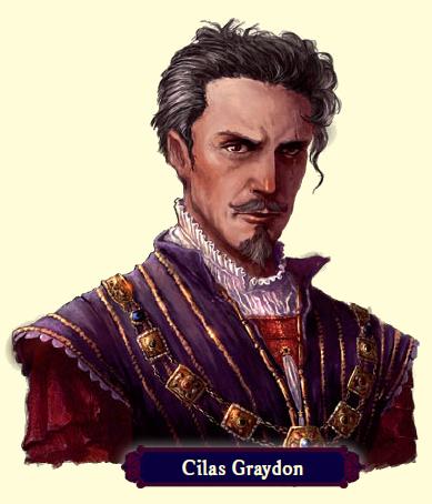 Cilas Graydon