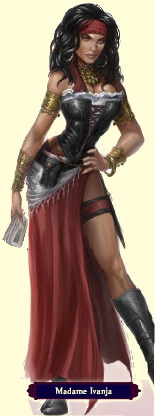Madame Ivanja