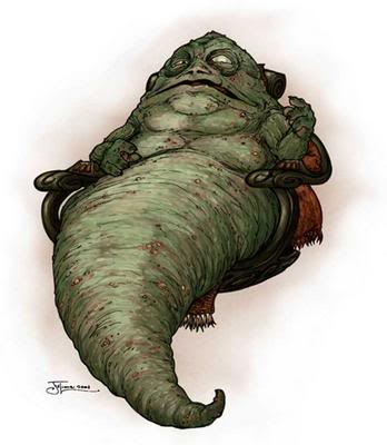 Dragga the Hutt