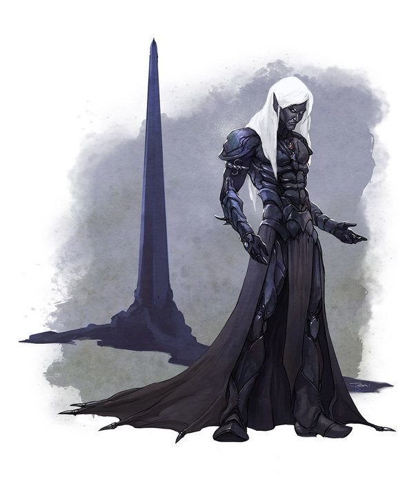 Nezznar, The Black Spider