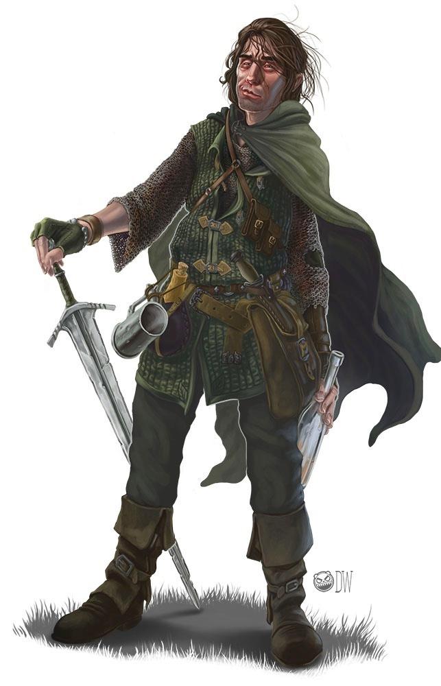 Orl, Mercenary