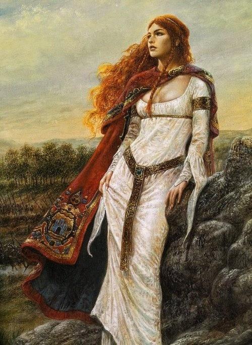 Lady Iselda De Vis