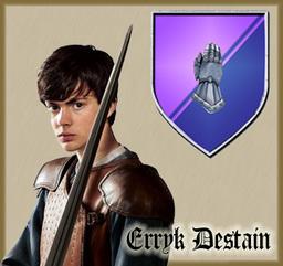 Erryk Destain