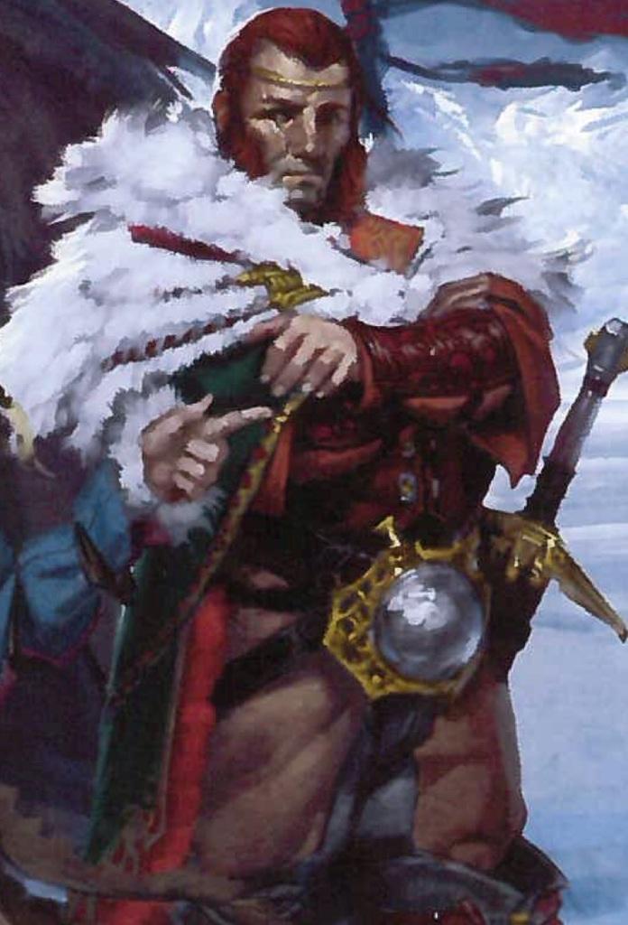 King Jarund Elkhardt
