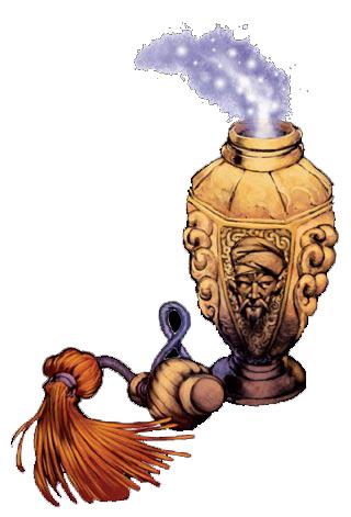 Flask of Ebon Flame