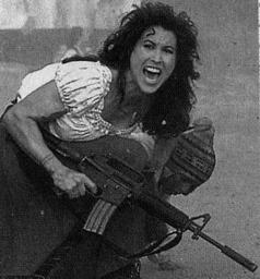 Saren Vasquez