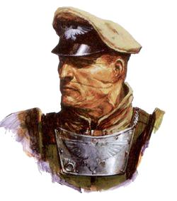 Commander Cennétig Granger