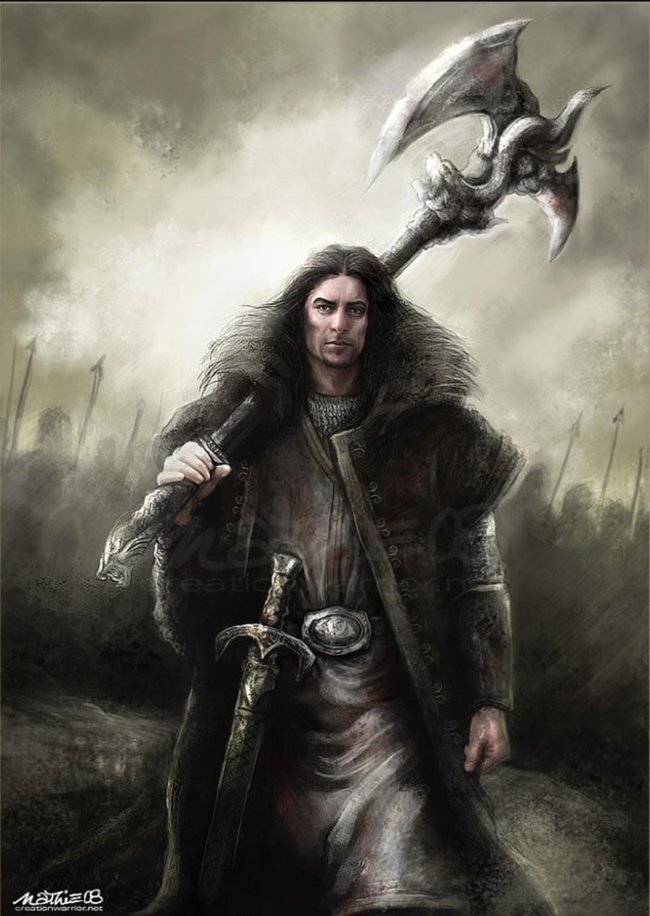 King Rickard Harper