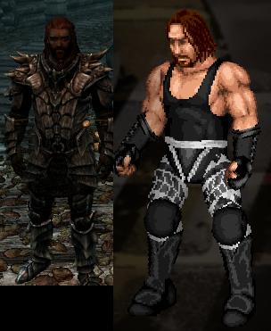 Wresting Armor Quality