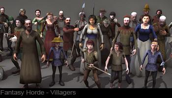 Residents of Phandalin