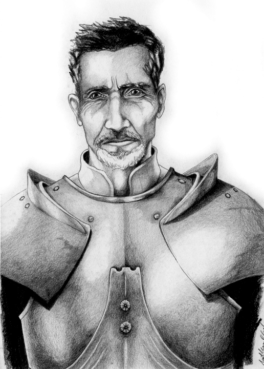 Commander Boerct Hondstern