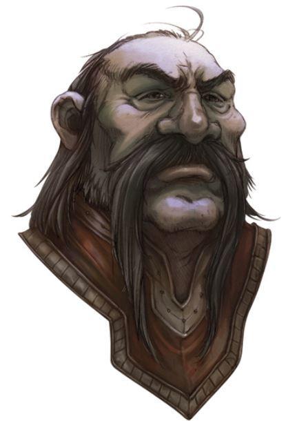Magnus Copperheart