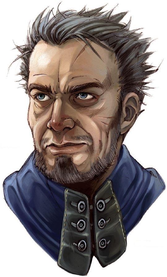 Lord Kilraven