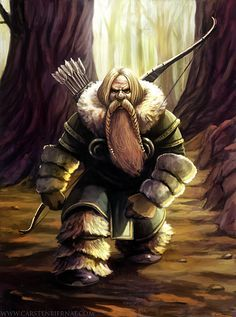 Thorin Strongbow
