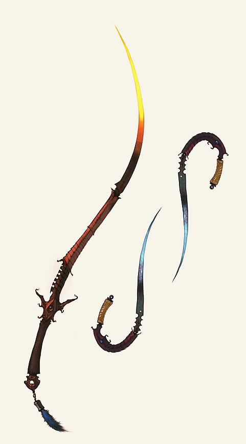 Elven whipblade