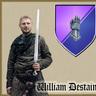 William Destain
