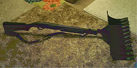 Shovel Gun
