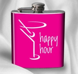 Hip Flask and Happy Hour (Group)